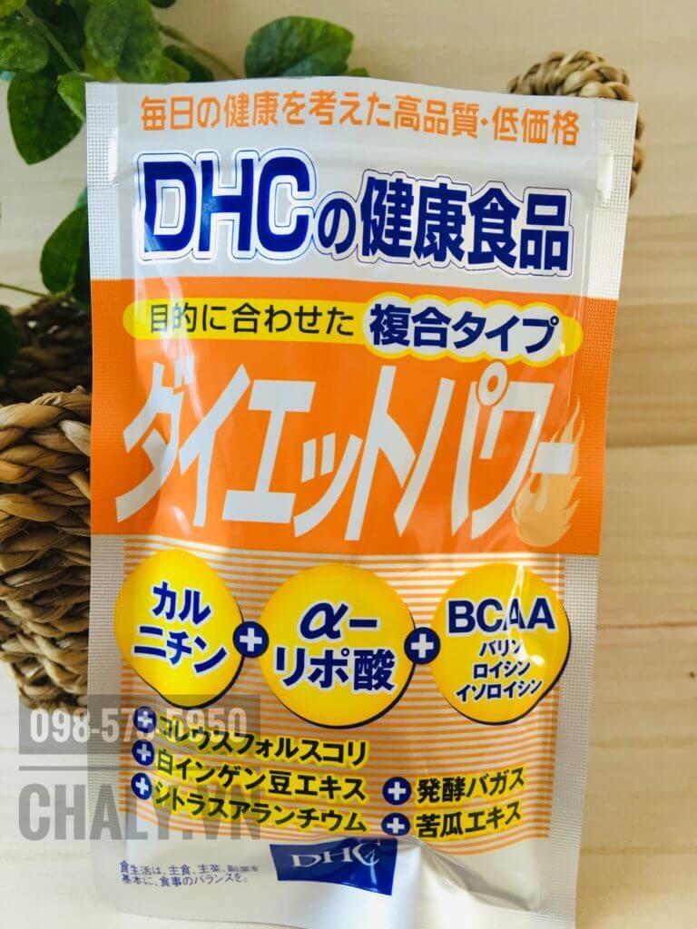 Thuốc giảm cân DHC của Nhật có tốt không? Sử dụng đúng cách kết hợp giảm ăn tinh bột giúp giảm đều đặn 2-3kg mỗi tháng khoẻ mạnh, rất hiệu quả