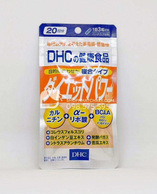 Thuốc giảm cân DHC Diet Power Topawa Nhật Bản