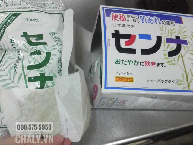 Mình bị táo bón kinh niên nên phải uống khá trường kỳ trà này, mỗi tháng tới 15 ngày là uống trà táo bón yamakan