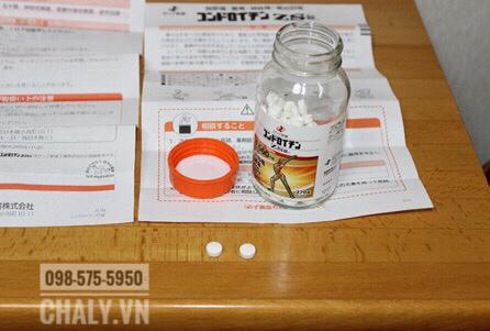 Thuốc bổ xương khớp cao cấp zs chondroitin 1560mg xương nhện của Nhật dễ uống, không mùi vị, hiệu quả cao