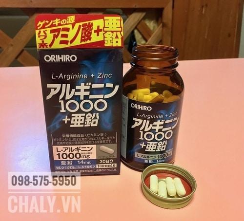 40 tuổi mà uống thuốc bổ tổng hợp nam Orihiro xong cảm giác như mới 30. Khoẻ người lắm
