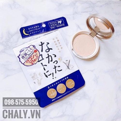 Viên giảm cân của Nhật Nakatta Kotoni hiệu quả mà giá khá bình dân. Sử dụng luôn vào buổi tối, giảm cân trong lúc ngủ nên rất tiện lợi