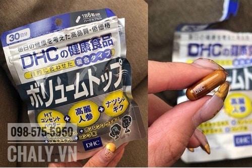 Uống chỉ hơn 2 tuần viên mọc tóc của Nhật đã thấy tác dụng rồi