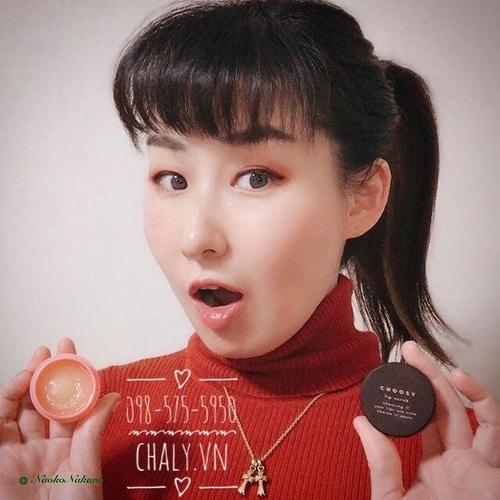 Tẩy da chết môi Choosy sugar lip scrub chưa dùng chưa biết chứ dùng rồi bị nghiện á