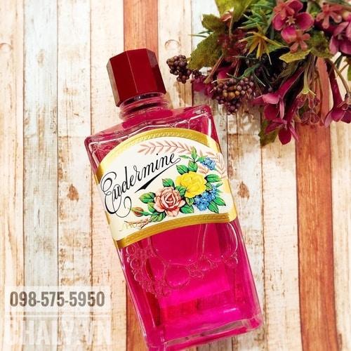 Nước cân bằng da Shiseido Nhật Eudermine 200ml màu đỏ hiện nằm trong top 13 loại nước hoa hồng Nhật được yêu thích nhất