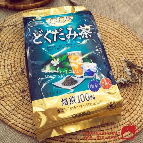 Công dụng trà diếp cá Nhật Bản rất đa dạng, vừa hỗ trợ trị mụn, detox, giảm nóng trong, thanh nhiệt, giảm mụn ẩn lại vừa giúp tiêu mỡ, giảm cân, giữ dáng nên rất được yêu thích