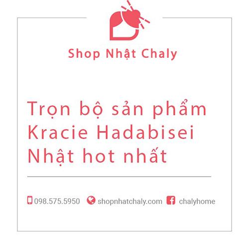 Top sản phẩm Kracie Hadabisei Nhật được chuộng nhất
