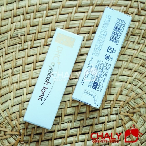Serum duong mi DHC Eyelash Tonic 6 5ml chong rung lam dai mi Nhat Ban 13
