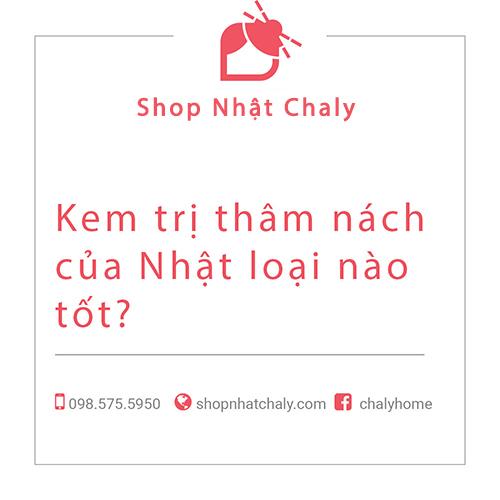 Kem tri tham nach cua Nhat loai nao tot 01