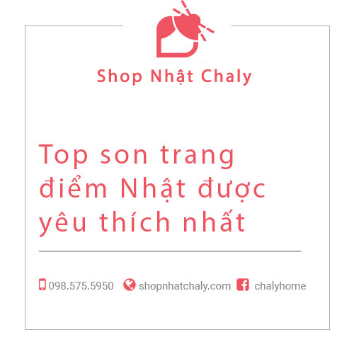 Top son moi Nhat duoc yeu thich nhat 01