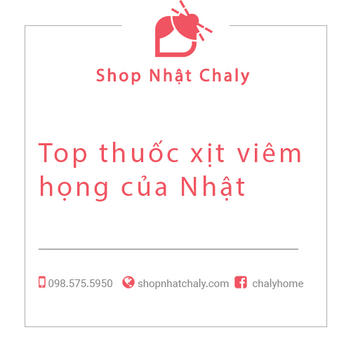 Top thuoc xit viem hong cua Nhat 01