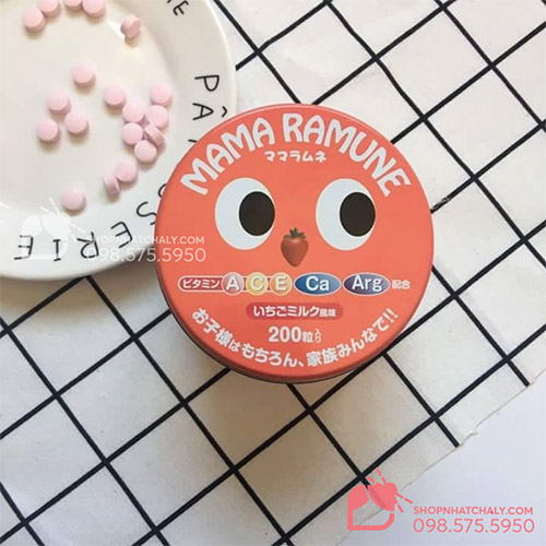 keo bieng an cho tre Mama Ramune Nhat 07